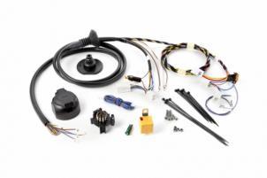 Universal Elektrosatz mit CAN-Datenbus Anhängemodul diverse VW, SEAT und Skoda